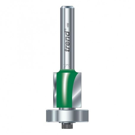 Fraise à affleurer - diamètre 12,7mm