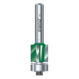 Fraise à affleurer triple tranchant - diamètre 12,7mm