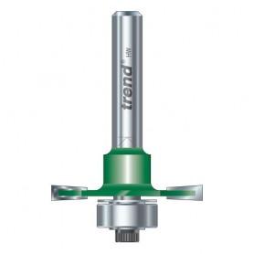 Rainurage - coupe 6,0mm x 31,8mm de diamètre