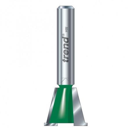 Queue d'aronde - 15,9mm de diamètre x 104 degrés