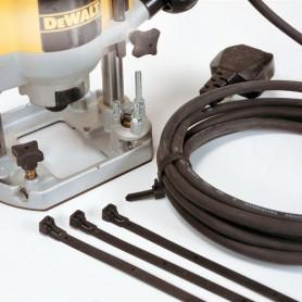 Serre-câble détachable