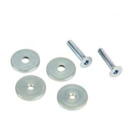 Kit de butées 3mm pour gabarit de charnière