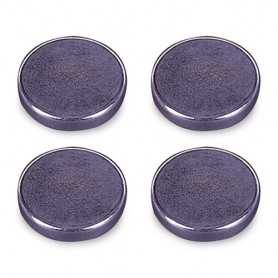 Lot d'aimants 15mm x3mm - lot de quatre