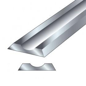 Paire fers de raboteuse 92x5,5x1,1mm
