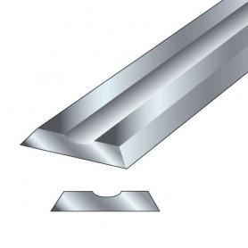 Paire fers de raboteuse 75,5x5,5x1,1mm