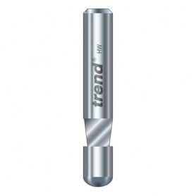 Fraise à affleurer économique - diamètre 6,3mm, longueur 6mm