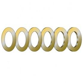 Ensemble de rondelles alésage 8mm X Diam 14mm