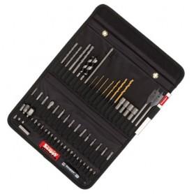 Porte-outil Snappy 60 pièces pour visseuse à percussion