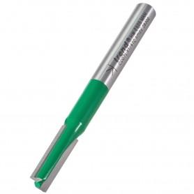 Fraise droite diamètre de coupe 6,3mm pour défonceuse