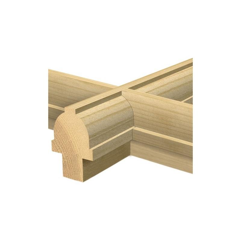 Fraise quart de rond pour petit bois rayon 6 3mm for Table quart de rond