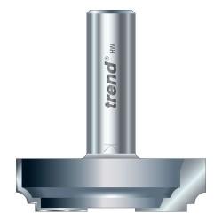 Fraise quart-de-rond pour panneau soulevé - rayon 3mm