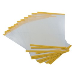 Film de protection pour visière AIR/PRO - (lot de 10)